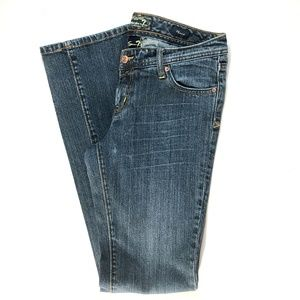 Women's Seven7 Flair Jeans Size 28